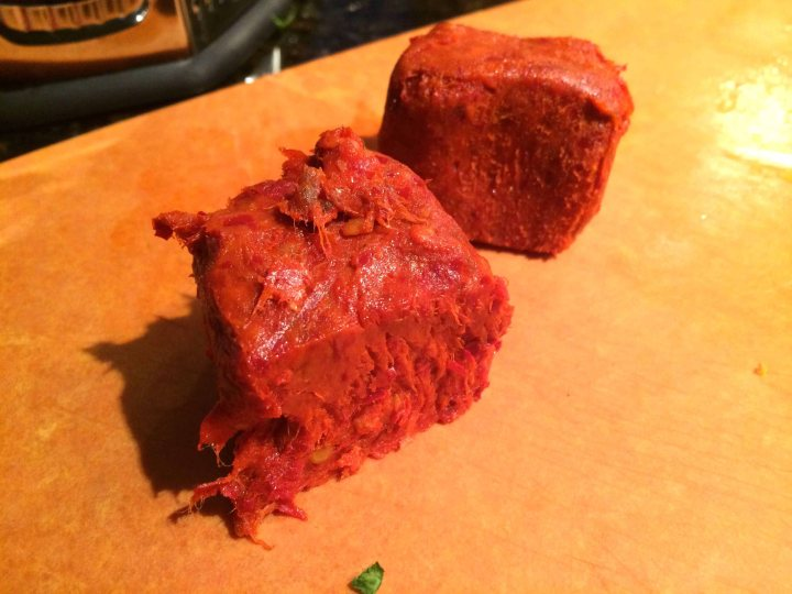 'Nduja out of casing