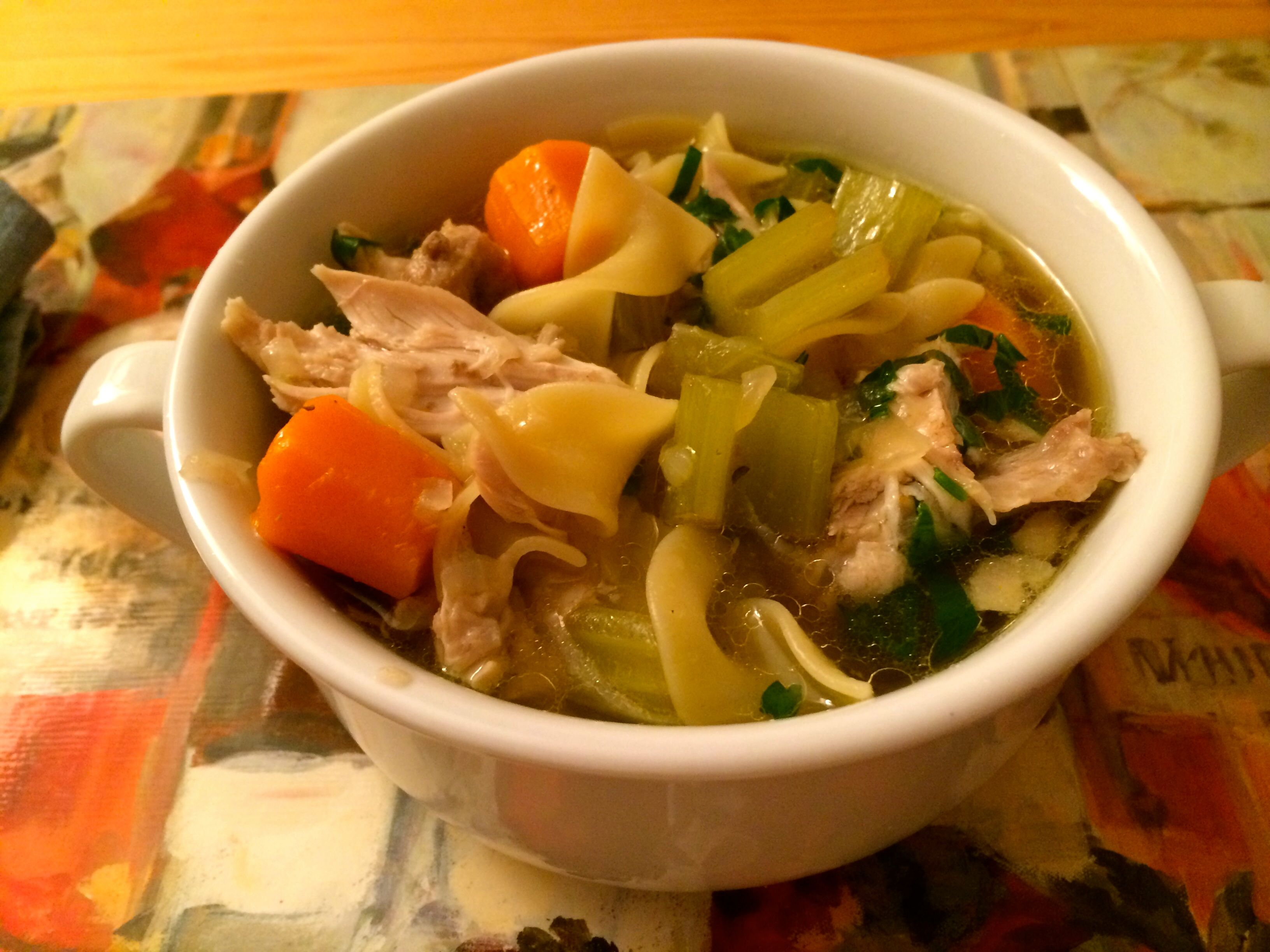 America S Test Kitchen Pressure Cooker Farmhouse Chicken Noodle Soup